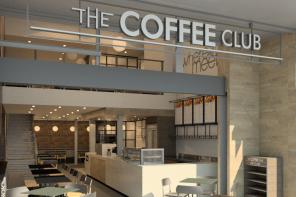 NEWS // FIRST TWO-STOREY CAFÉ