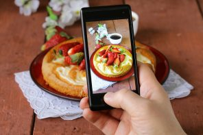 NEWS // INSTAGRAM TO BLAME FOR FOOD WASTE