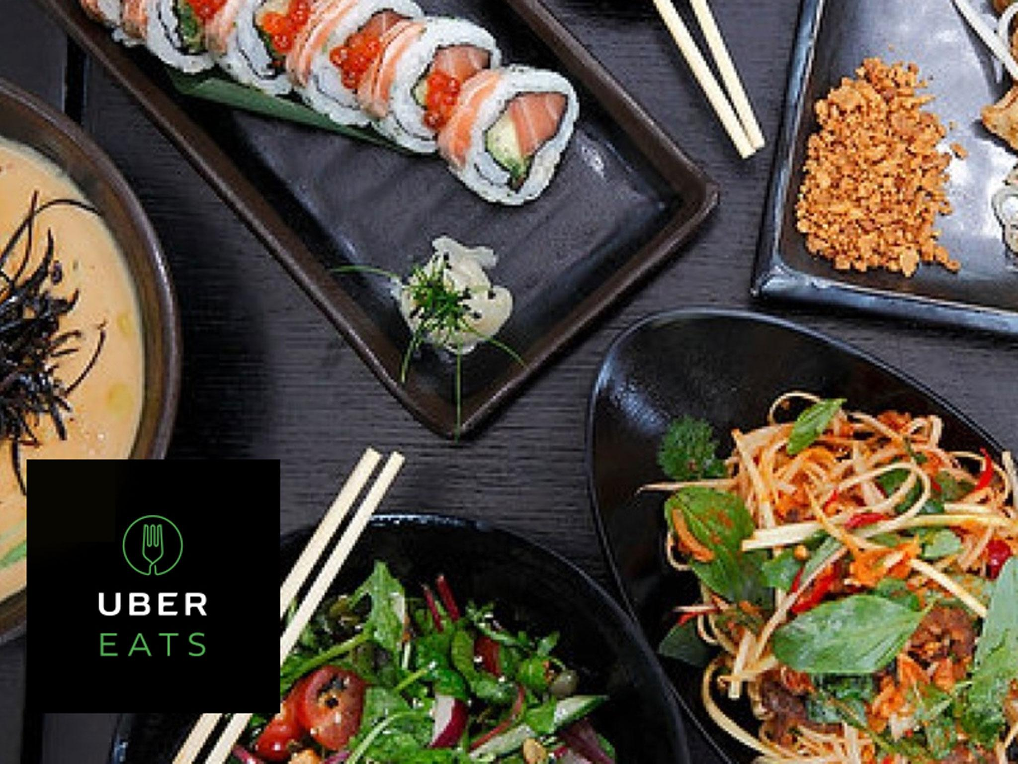 Uber eats rolls out in auckland restaurant caf uber eats rolls out in auckland forumfinder Choice Image