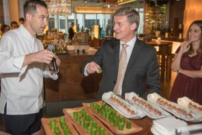 BILL ENGLISH LAUNCHES WORLD-FIRST PREMIUM LAMB