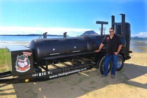 THE BIG SMOKE BBQ