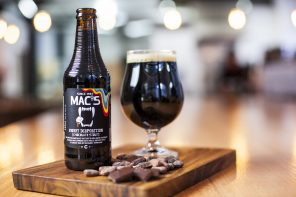 MAC'S SWEET DISPOSITION CHOCOLATE STOUT