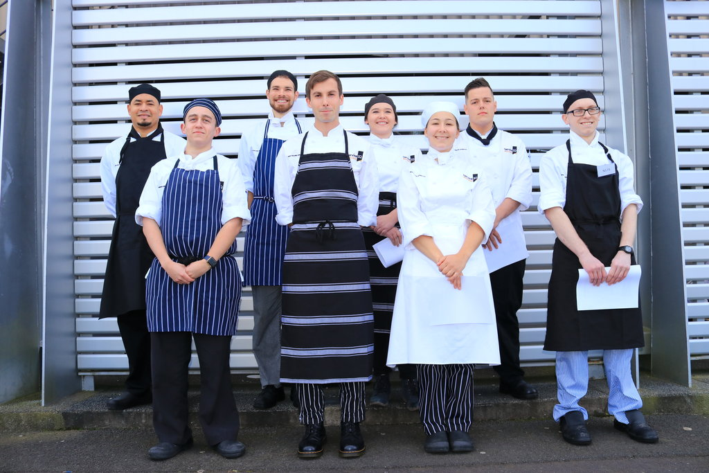 THE HEAD CHEF, THE APPRENTICE, THE TRAINER AND THE FOOD LOVERS ...