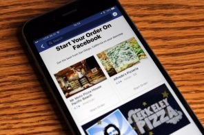 FROM FACEBOOK TO FOODBOOK