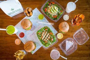 THE FAST FOOD FUTURE IS VEGAN