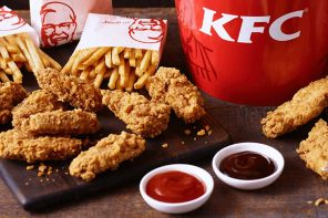 KENTUCKY FRIED NO CHICKEN