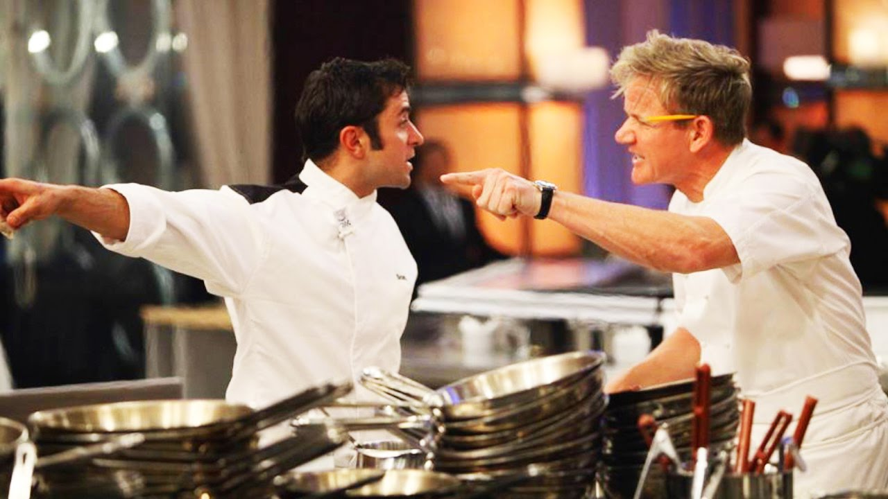 Hell S Kitchen Bullying