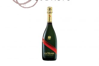 Bottle shot of Mumm Grand Cordon