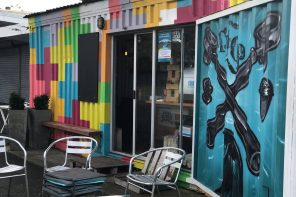 CONTAINER CAFÉ CELEBRATES FIVE YEARS