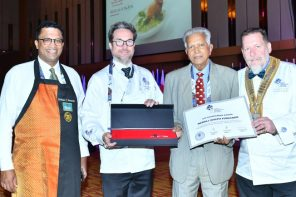 DILMAH FOUNDER HONOURED BY WORLD CHEFS