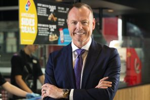 DOMINO'S MOVES TO CLEAR CEO PAY CLAIMS