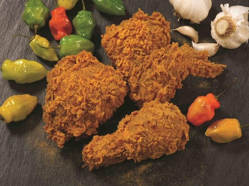 Spicy Chicken War Continues Restaurant Caf