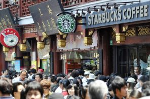 STARBUCKS BREWS INNOVATION IN ASIA