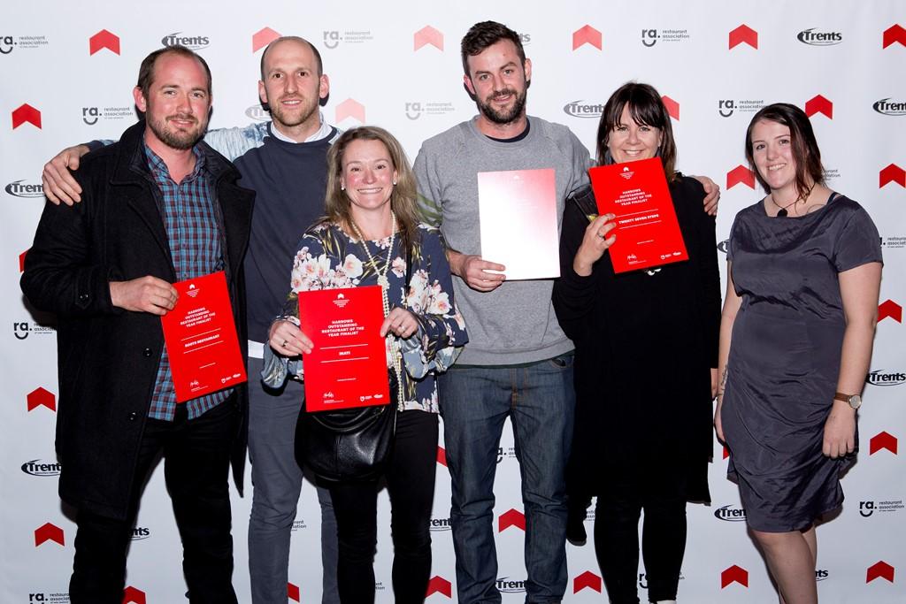 Harrows Outstanding Restaurant finalists