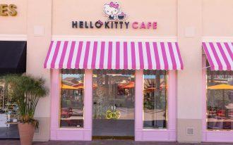 HELLO KITTY GRAND CAFÉ