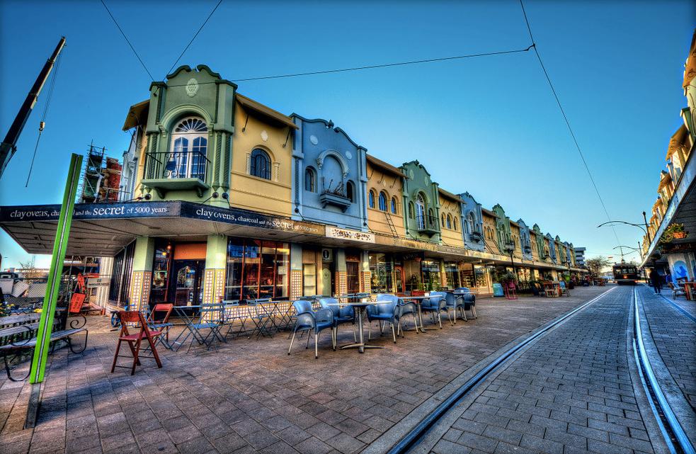 christchurch restaurants continue to close restaurant café