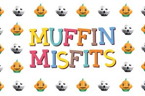 MUFFIN BREAK RELEASES HALLOWEEN MISFITS