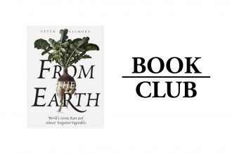 FROM THE EARTH By Peter Gilmore