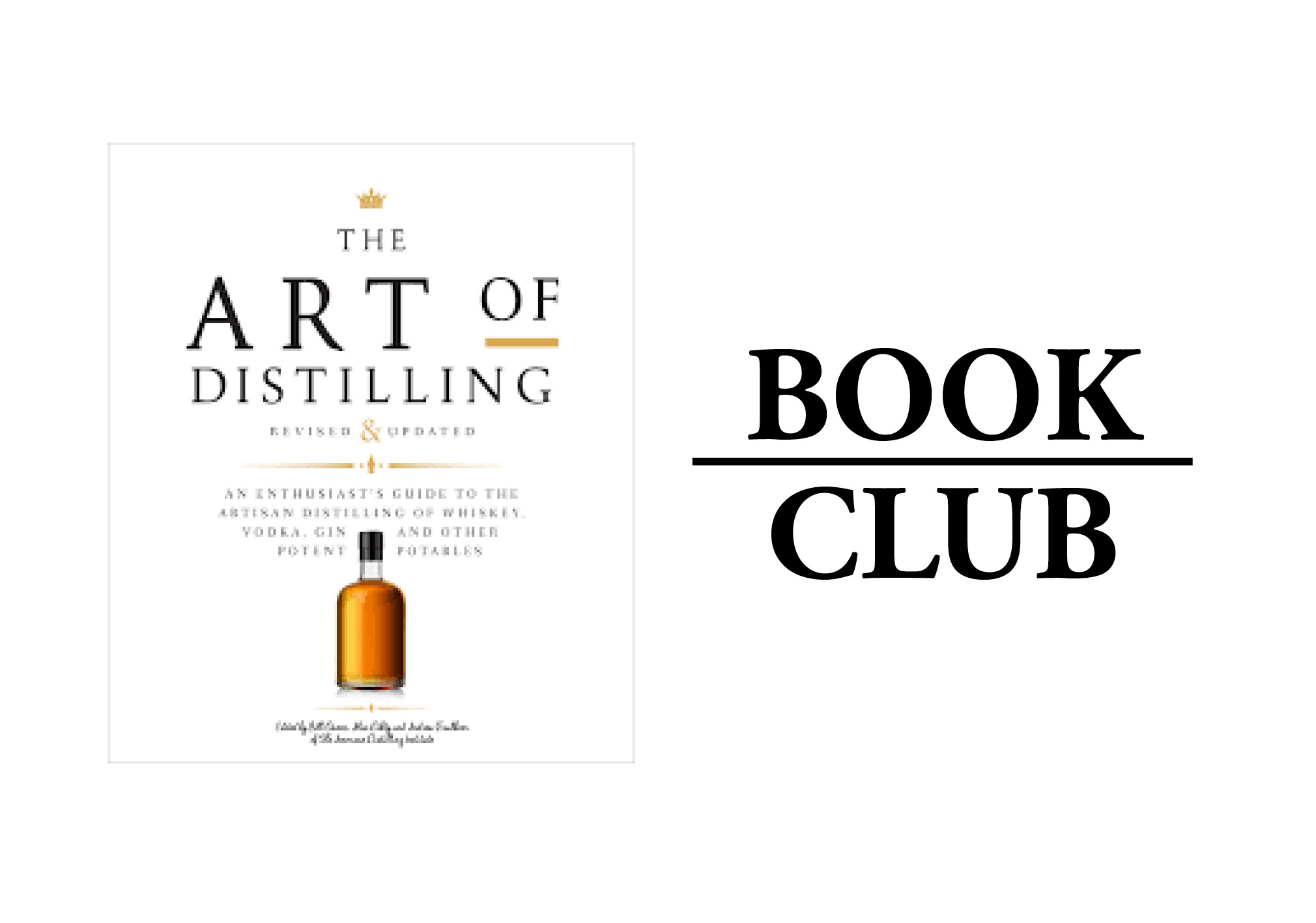 THE ART OF DISTILLING By Bill Owens