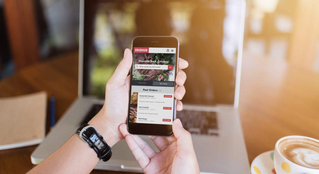 online ordering app for a restaurant