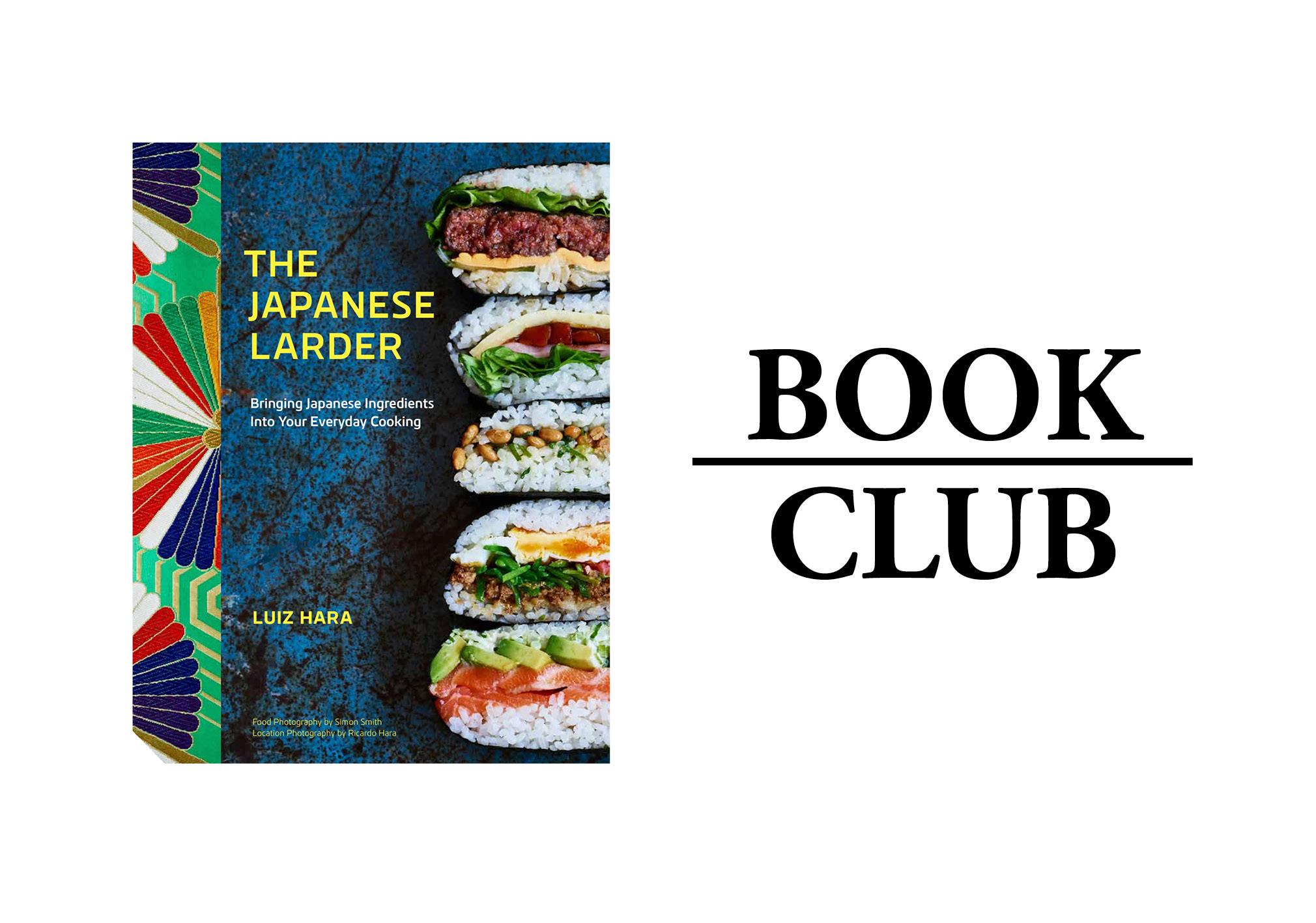 THE JAPANESE LARDER By Luiz Hara