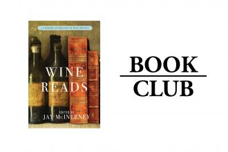 WINE READS By Jay McInerney