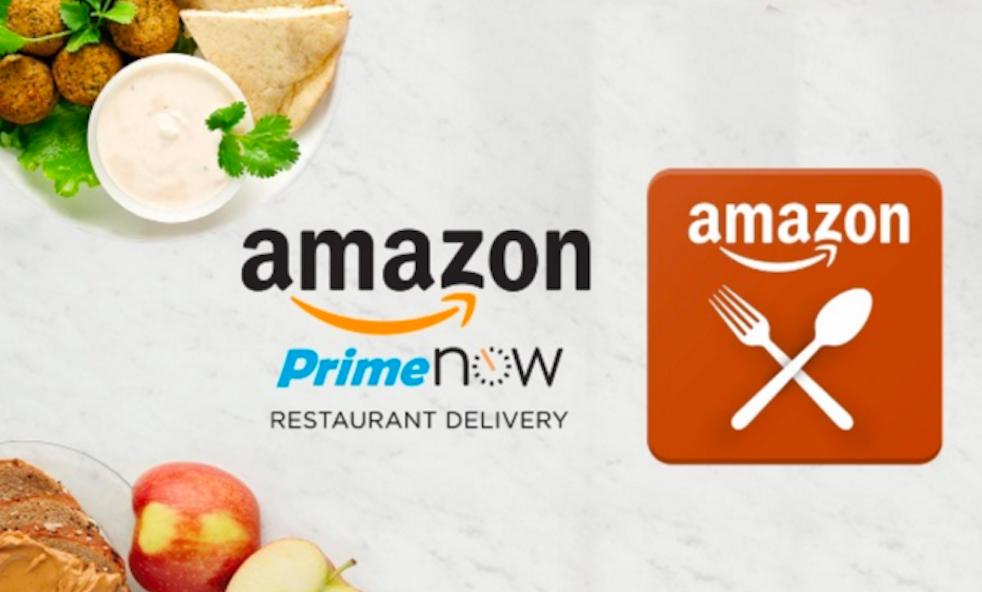 Amazon Halts Restaurant Delivery Service Restaurant Café