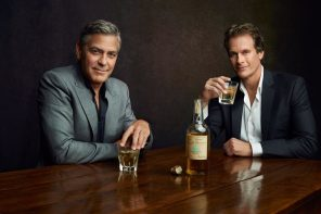 George Clooney makes big bucks from tequila company
