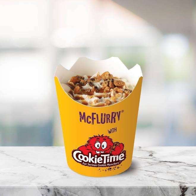 McDonald's Reveals 'Kiwi Icon' McFlurry