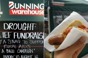 PETA to Bunnings: Ditch The Meat, Leave The Onions