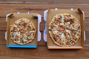 Domino's launches garlic bread and XL pizzas