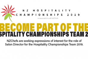 Exciting position available at NZChefs