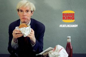 How did Burger King's Andy Warhol ad fare?