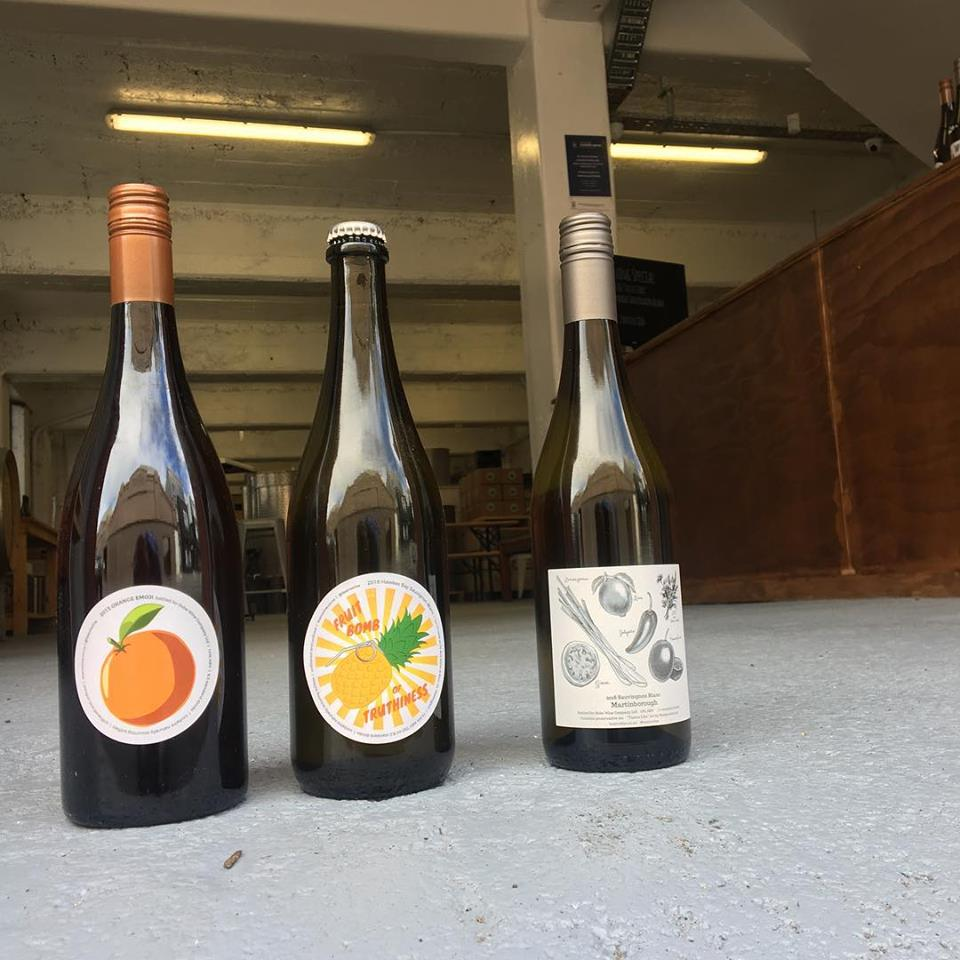 THE RISE OF THE URBAN WINERY 3