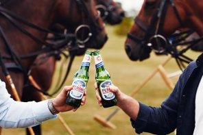 Peroni takes centre stage at NZ Polo Open