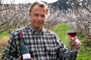 Sam Neill on Central Otago wines