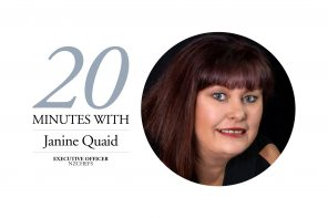 Janine Quaid – Executive Officer, NZChefs