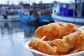 Seafood industry refutes flu jab rumour