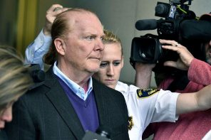 Mario Batali denies criminal assault charges