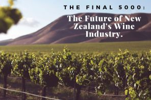 The Future of New Zealand's wine industry