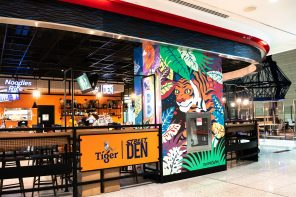 Tiger Beer's first-ever experiential concept store
