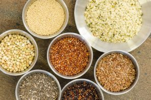 REVIVING ANCIENT GRAINS