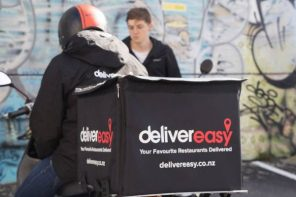 USHERING IN DELIVERY