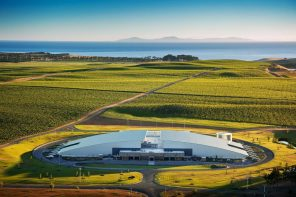 NZ WINERY COMMITS TO 80 PERCENT CARBON EMISSIONS REDUCTION