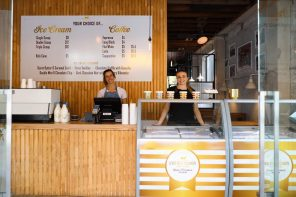 CREAMY ADDITION TO TAKAPUNA EATERY
