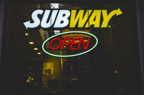 SUBWAYS IN CALIFORNIA SUBBING IN FOR SUPERMARKETS