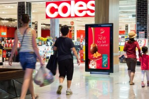 CONFIRMED CASES OF COVID-19 AT A COLES AND LIQUORLAND STORE IN AUSSIE