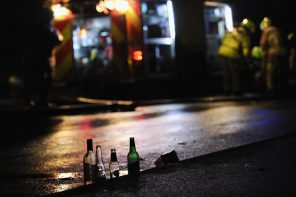 STOP BLAMING SUPERMARKETS FOR BOOZE-FUELLED VIOLENCE