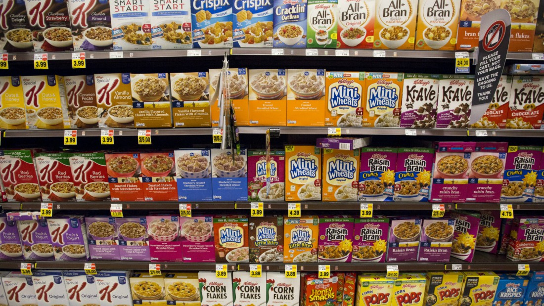 Cereals Migrate Next To Produce Supermarket News