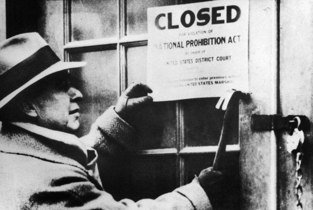 how prohibition suppress change in america Prohibition was first tried in america to protect colonial the emergency demanded prohibition as an prohibition to change the personal habits.